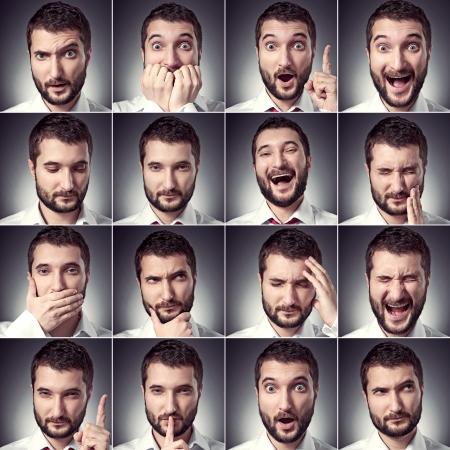 O nervos que passam no meio das parótidas são responsáveis pelos movimentos e expressões do rosto.